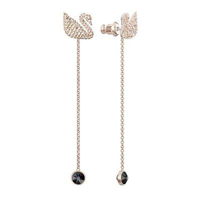 Iconic Swan Pierced Earrings