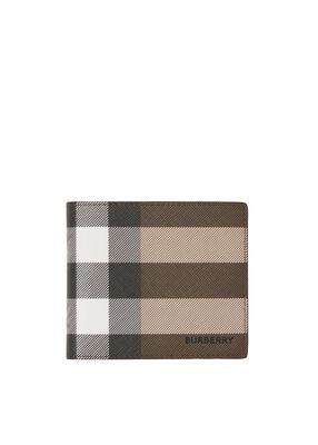 Check E-canvas International Bifold Wallet