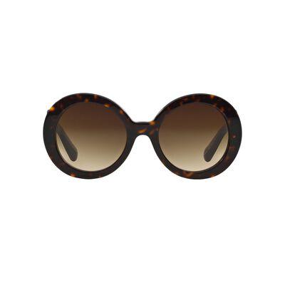 Women Sunglasses 27Ns Havana Brown Gradient