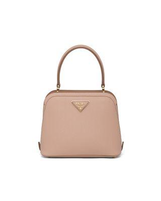 Prada Matinée Micro Saffiano leather bag