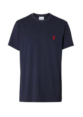 Monogram Motif Cotton T-shirt