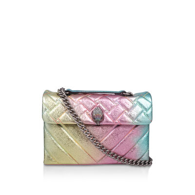 Leather Kensington Bag