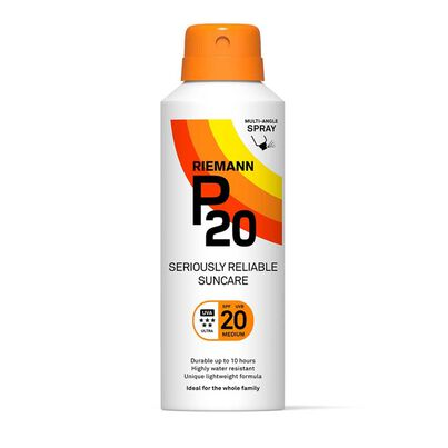 Once a Day Sun Protection Continuous Spray SPF20, , hi-res