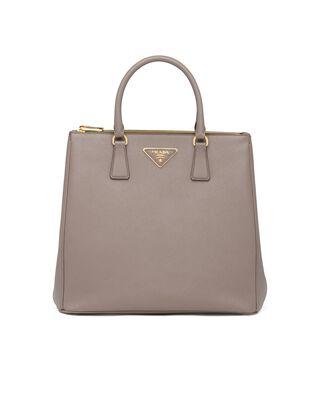 Medium Prada Galleria Saffiano leather bag