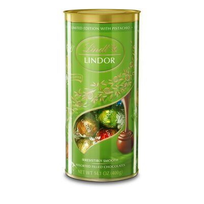 Lindor Tube Assorted with Pistachio