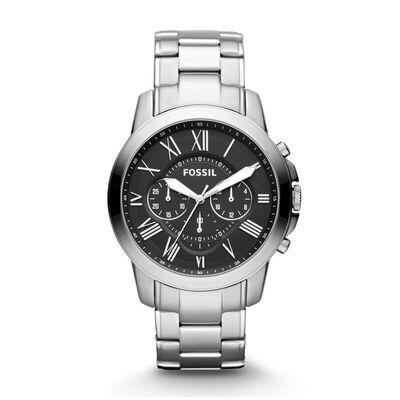 Watch Gt Chrono Grant Stainless Silver