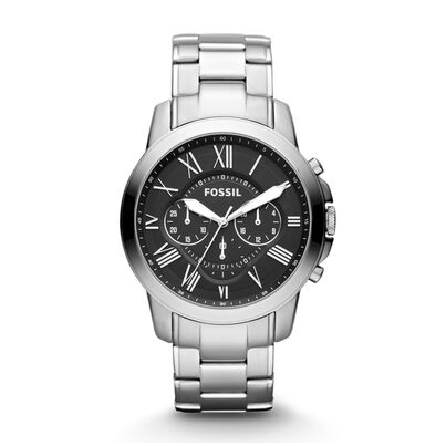 Watch Gt Chrono Grant Stainless Silver, , hi-res