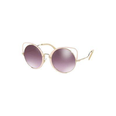 Sunglasses Women 0MU 51TS 54 4UD085 Iv Grey