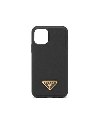 Saffiano leather iPhone 11 Pro cover