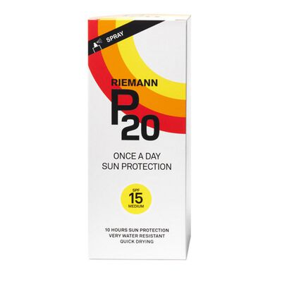 Once a Day Sun Protection SPF15