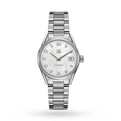 Carrera 32mm Quartz Ladies Watch