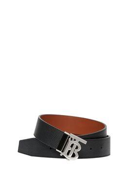 Reversible Monogram Motif Leather Belt