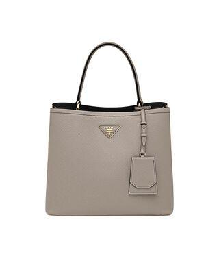 Prada Panier Saffiano leather bag