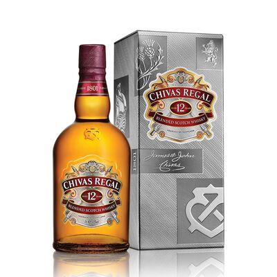 Whisky Chivas 12 Year Old