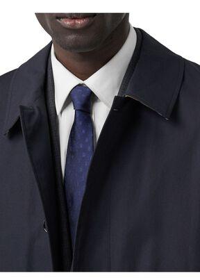 Classic Cut Monogram Motif Silk Jacquard Tie, , hi-res