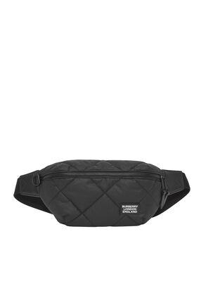 Diamond Quilted Cotton Sonny Bum Bag