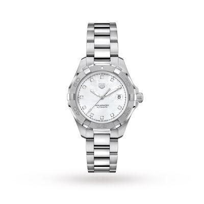 Aquaracer 300 Automatic Ladies Watch