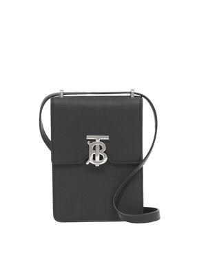 Grainy Leather Robin Bag