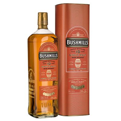 10 Year Old Sherry Cask Finish