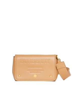Small Horseferry Leather Crossbody Bag