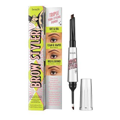 Brow Styler Pencil & Powder, , hi-res