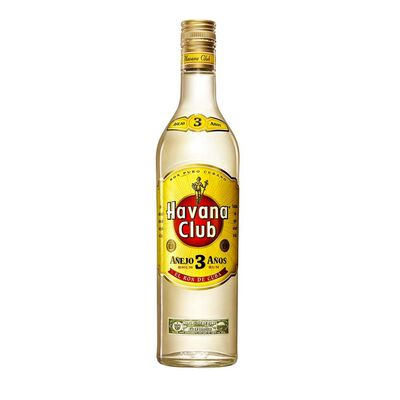 3 Year Old White Cuban Rum