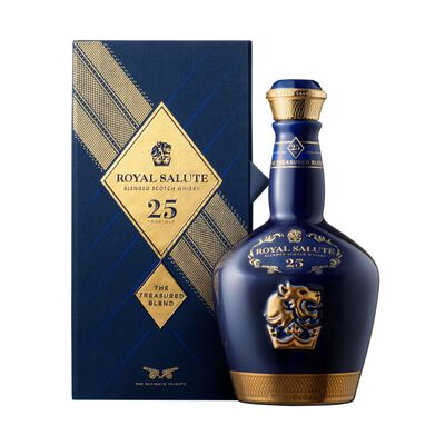 25 Year Old The Treasured Blend Blended Scotch Whisky