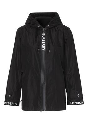 Logo Tape ECONYL® Hooded Jacket