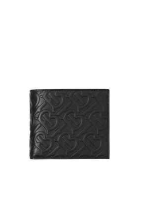 Monogram Leather International Bifold Wallet