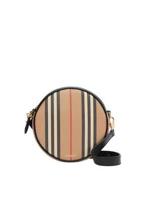 Icon Stripe E-canvas Louise Bag