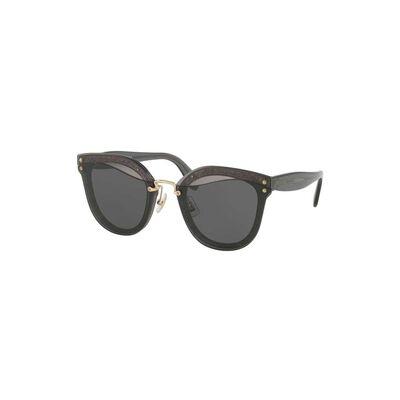 MU 03TS 65 UES5S0 Transparent Grey Glitter Gr