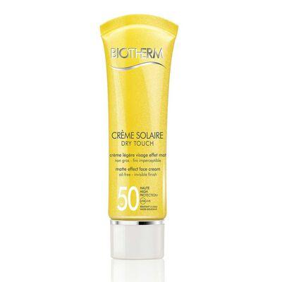 Crème Solaire Dry Touch SPF50