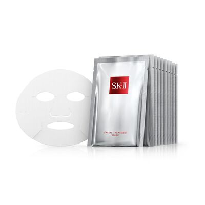 Facial Treatment Mask 10 Pieces