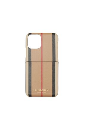 Icon Stripe E-canvas iPhone 11 Pro Case