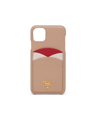 Saffiano leather iPhone 11 PRO MAX cover