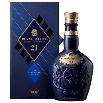 21 Year Old The Signature Blend