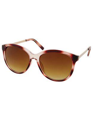 Rubee Flat-Top Sunglasses