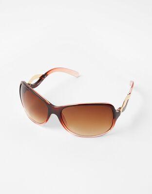 Wendy Wavy Arm Sunglasses