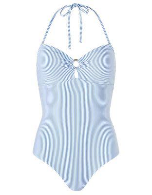 Bobbi Bandeau Swimsuit with Detachable Straps