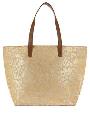 Lakshmi Cotton Tote Bag