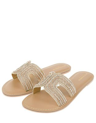 Bella Beaded Sliders