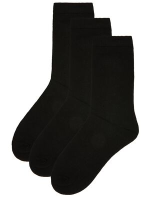 Soft Bamboo Ankle Sock Multipack