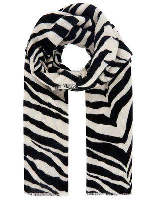 Attie Zebra Blanket Scarf, , hi-res