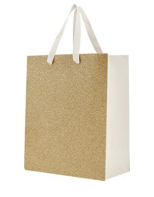 Medium Gift Bag with BIOGLITTER