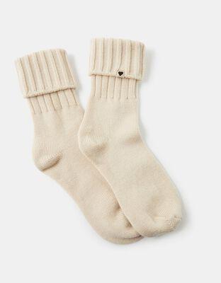Chunky Turn-Down Boot Socks