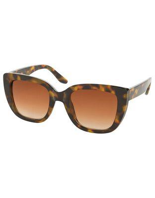 Sarah Chunky Square Sunglasses