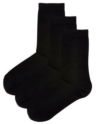 Super-Soft Bamboo Ankle Sock Multipack