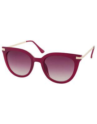 Caroline Cat-Eye Sunglasses