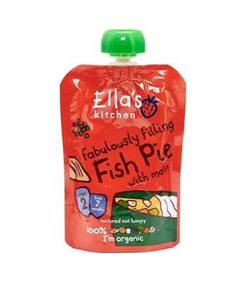 Ellas Fish Pie w/Mash Pouch Stg2