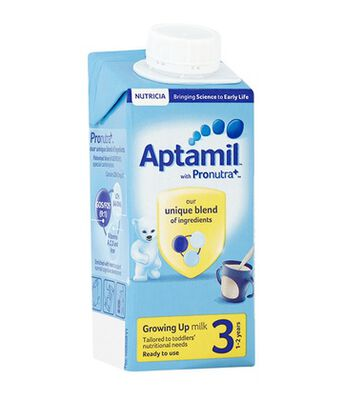 Aptamil Growing Up Milk 1-2yrs RTF 200ml